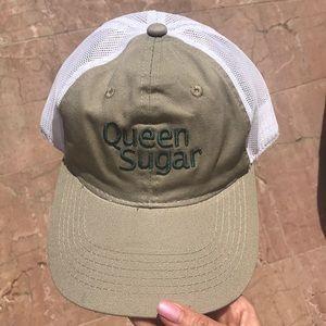 """f74fd3a9e4174 """"QUEEN SUGAR"""" CAP with Velcro back 😎"""